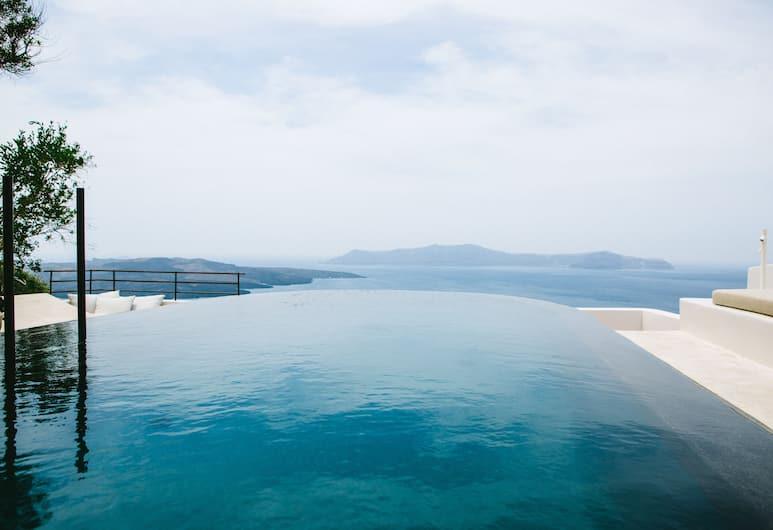 Porto Fira Suites, Santorini, Infinity Pool