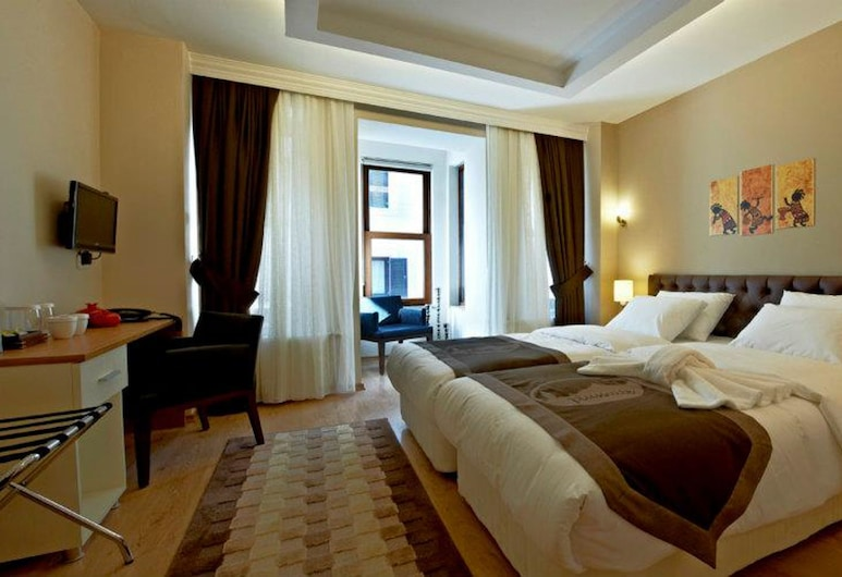 Retropera Hotel, Istanbul, Classic Double or Twin Room, Quang cảnh phòng