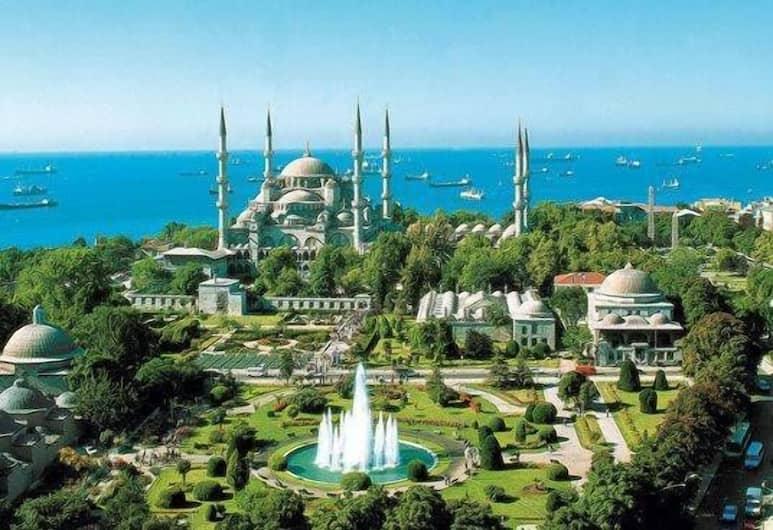 صفا هوتل, إسطنبول, منظر من الجو