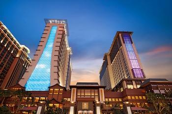 路氹城澳門喜來登金沙城中心大酒店的圖片