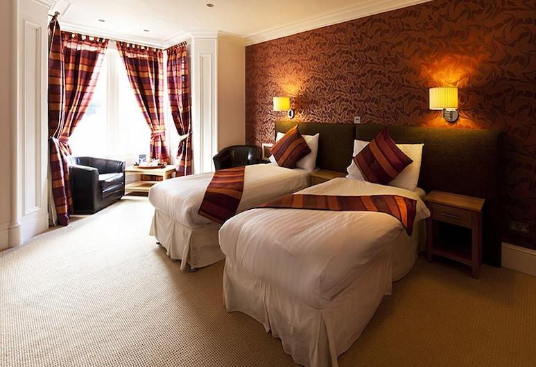 葛籣姆霍公寓酒店, 印威內斯, 客房