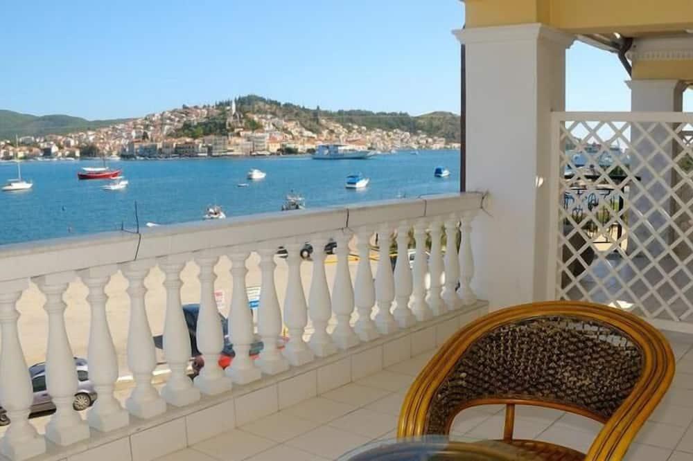 Deluxe Suite Sea View Rea - Balkon