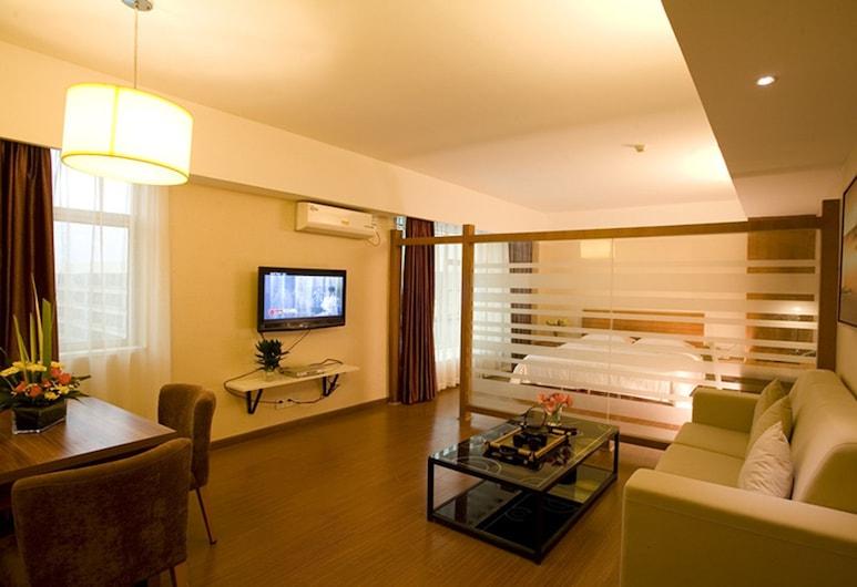 Holiday Villa Hotel & Residence Baiyun Guangzhou, Guangzhou, Business Room, Guest Room