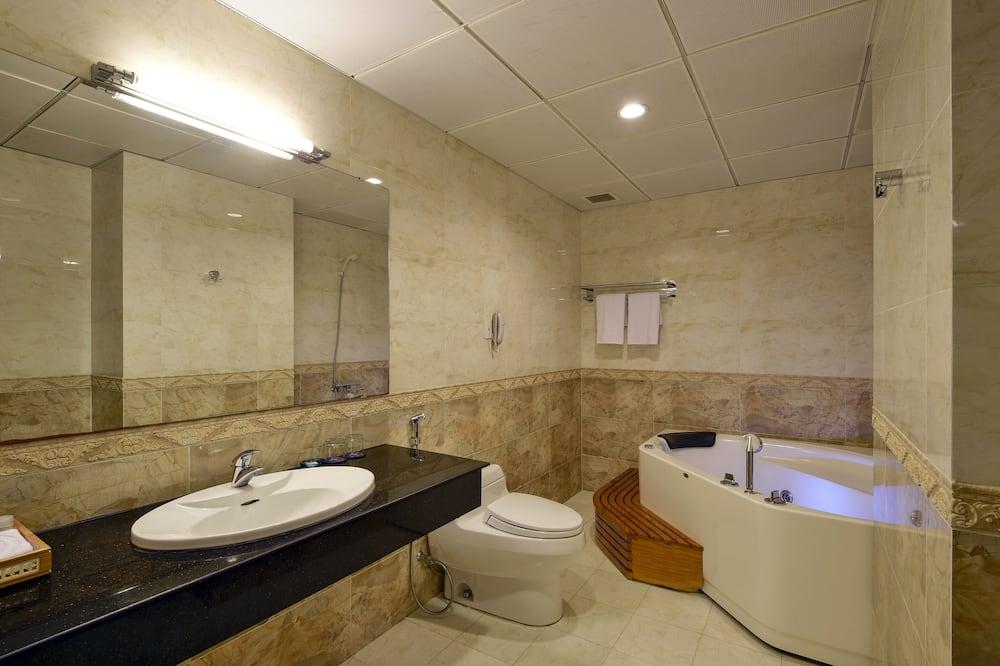 皇室客房 - 浴室