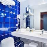 Номер із покращеним обслуговуванням, 1 ліжко «кінг-сайз», для некурців - Ванна кімната