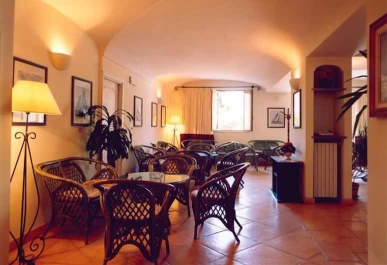Hotel Miranda, Varazze, Hotel Lounge