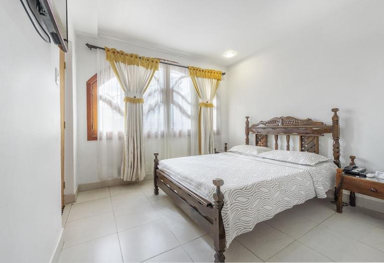 帆船酒店, Cartagena, 標準客房, 1 張標準雙人床, 非吸煙房, 客房