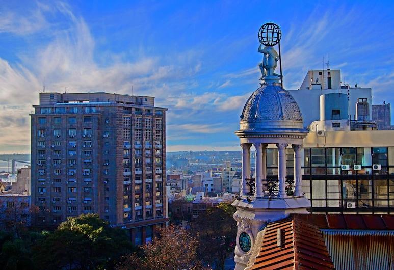 Hotel America, Montevideo, Sân thượng/sân hiên