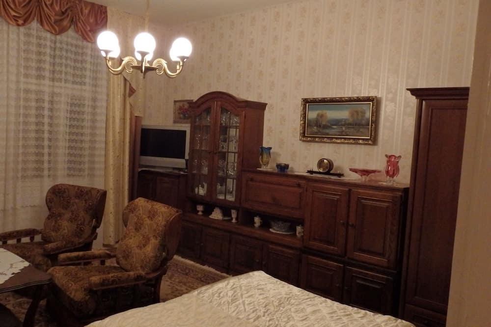Pokój dwuosobowy typu Business - Salon