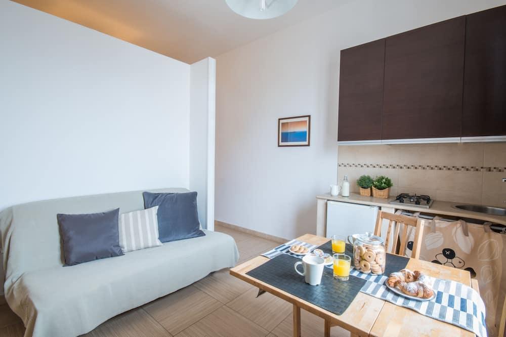 Pokój dwuosobowy, rodzinny, 1 sypialnia - Powierzchnia mieszkalna
