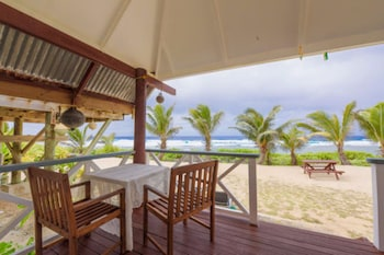 Bild vom Sunrise Beach Bungalows in Rarotonga