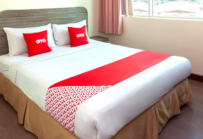 OYO 89609 Sandakan Central Hotel, Sandakan, Deluxe kahetuba, 1 lai voodi, Tuba