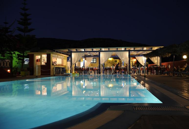 Villa Michalis, Santorini, Outdoor Pool