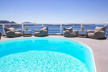 Foto di White Pearl Villas a Santorini