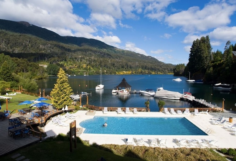Bahía Manzano Resort, Villa La Angostura, Apartmán, Bazén