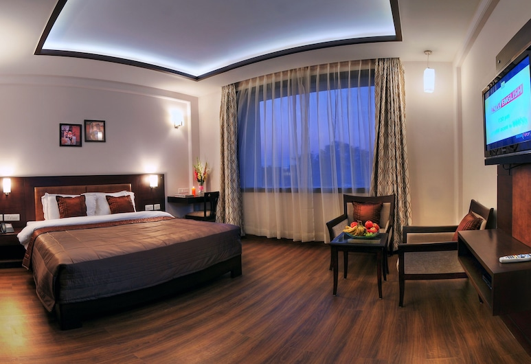 The Retreat, Agra, Standard Room, Guest Room