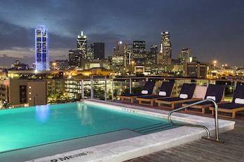 Foto van Canvas Hotel Dallas in Dallas