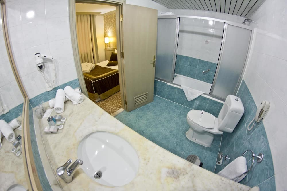 Studiosuite - Badezimmer