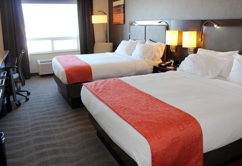 Holiday Inn Express Hotel & Suites Bonnyville, Bonnyville, Pokój, 2 łóżka queen, dla niepalących, Pokój