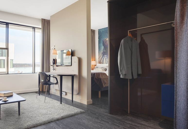 斯堪福尼布酒店, 貝魯姆, 家庭標準客房, 客廳