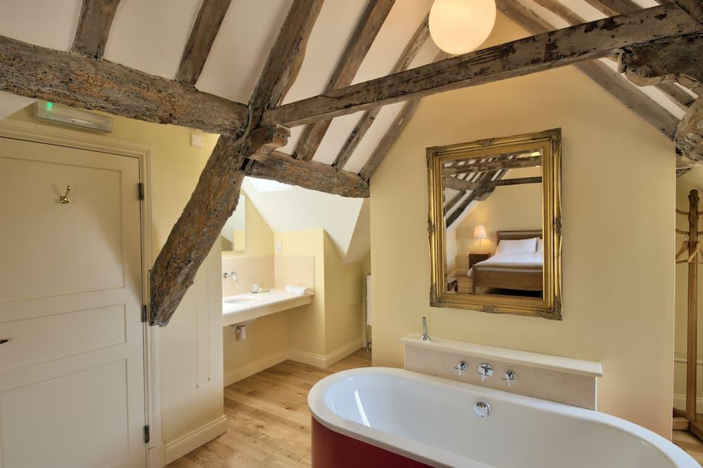 Dvojlôžková izba typu Exclusive, vlastná kúpeľňa - Kúpeľňa