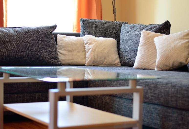 GoVienna Quellenstrasse Apartment, Viena, Apartamento família, 1 quarto, Cozinha, Área de estar
