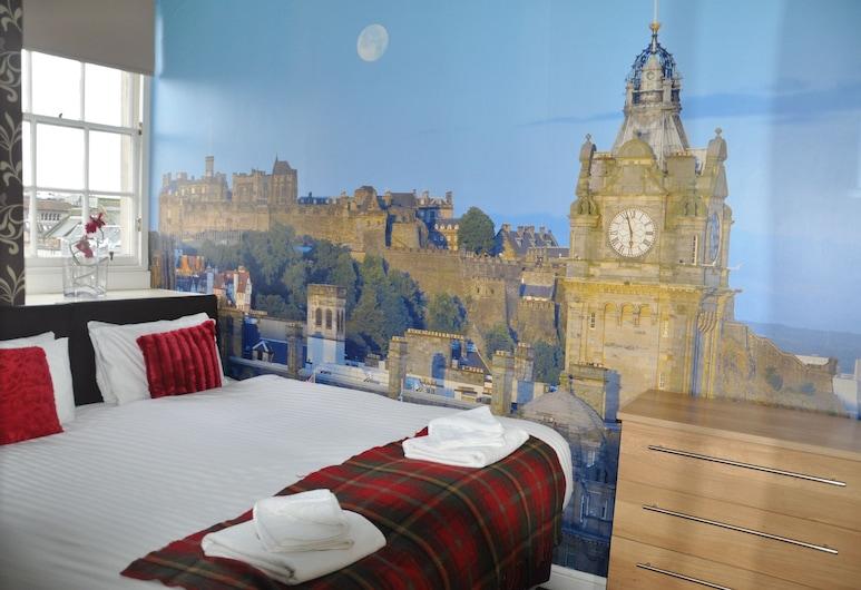 Stay Edinburgh City Apartments, Edinburgh, Apart Daire, 4 Yatak Odası (3 Bathrooms on Royal Mile), Oda