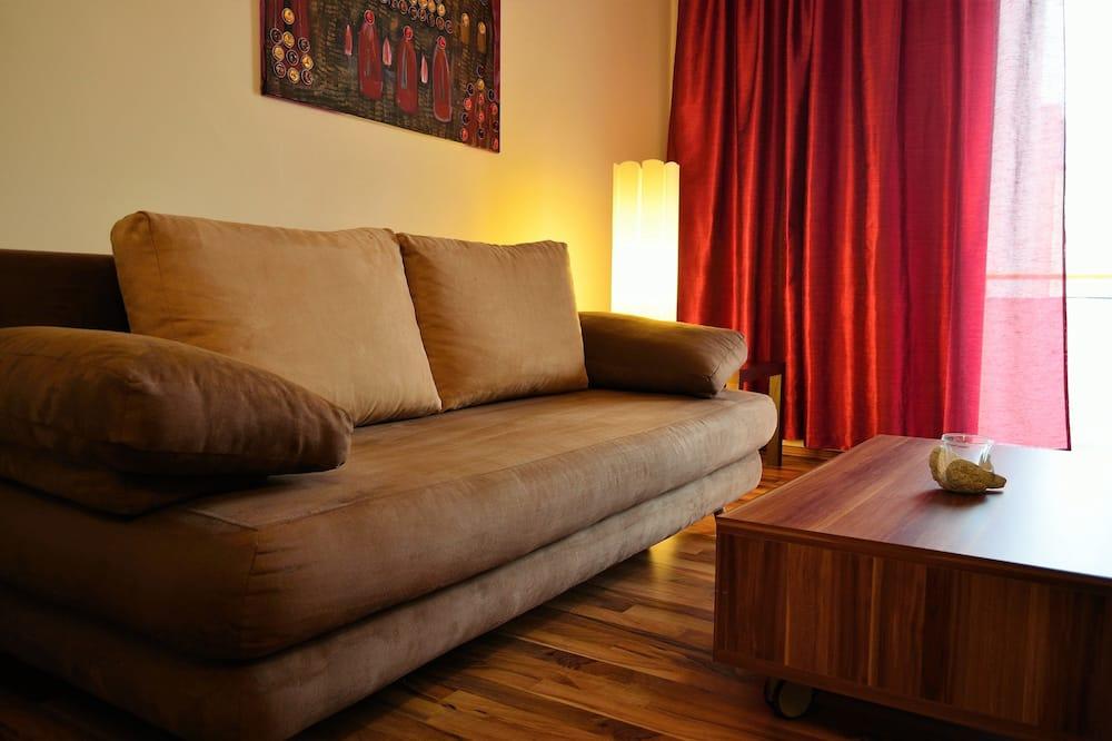 Apartamento conforto, 1 quarto, Cozinha - Sala