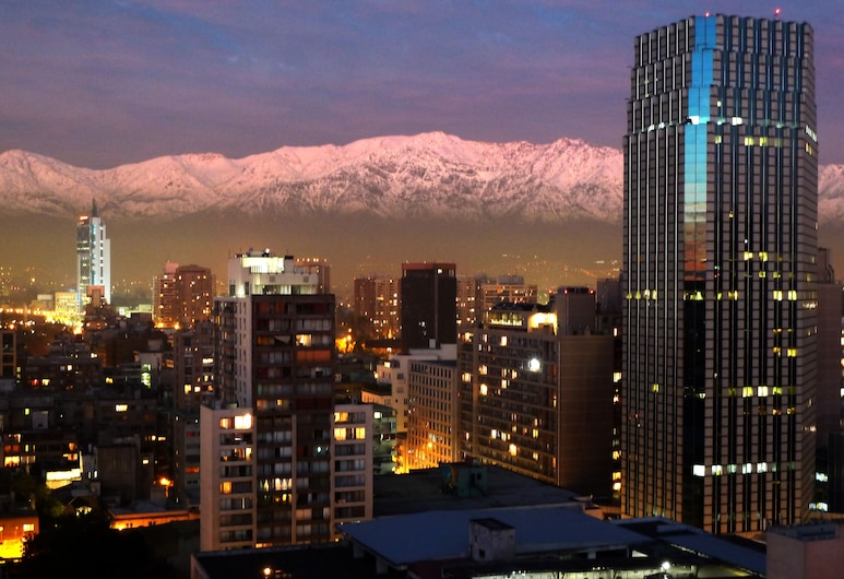 Personal Aparts Bellas Artes, Santiago, Apartment, 2 Bedrooms (For 5 people), View from room