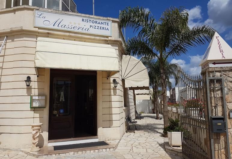 La Masseria, Minervino di Lecce, Hotel Front