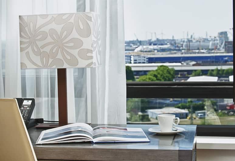 City Hotel Hamburg Mitte, Hamburg, Business-Doppelzimmer zur Einzelnutzung, Zimmer