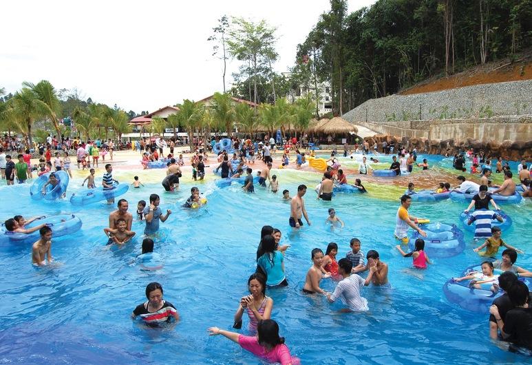 Arabian Bay Resort - Bukit Gambang Resort City, Gambang, Children's Pool