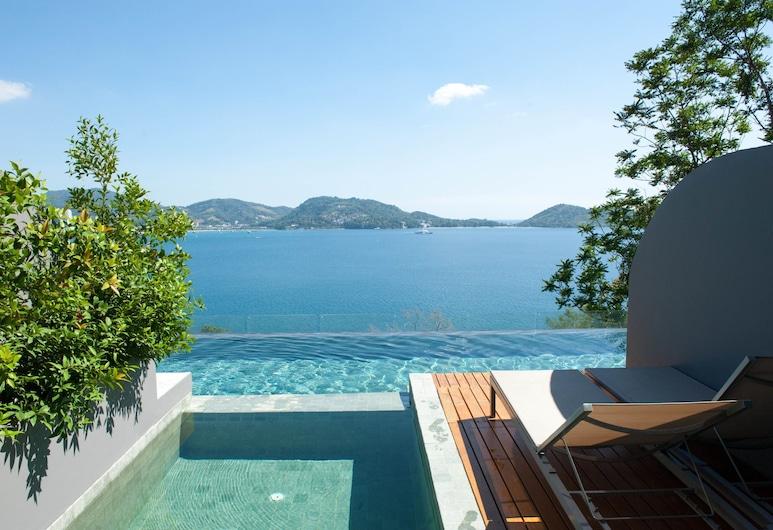 Kalima Resort & Spa, Phuket, Patong, Double Pool Access , Terrace/Patio
