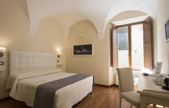 Fotografia do Quattro Cantoni em Siena