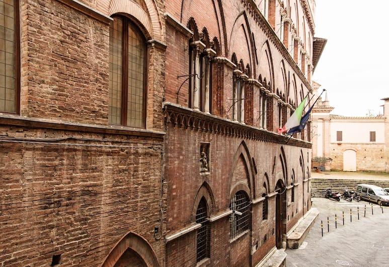 Quattro Cantoni, Siena, Doppia Classic, bagno privato, Vista strada