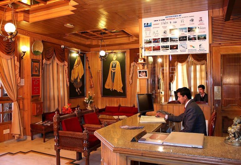 Hotel Snow King Retreat, Shimla, Reception