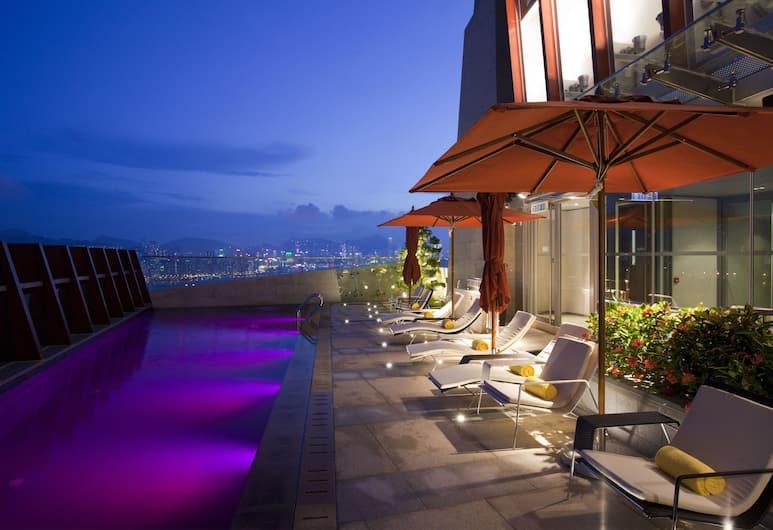 如心艾朗酒店, 九龍, 室外泳池