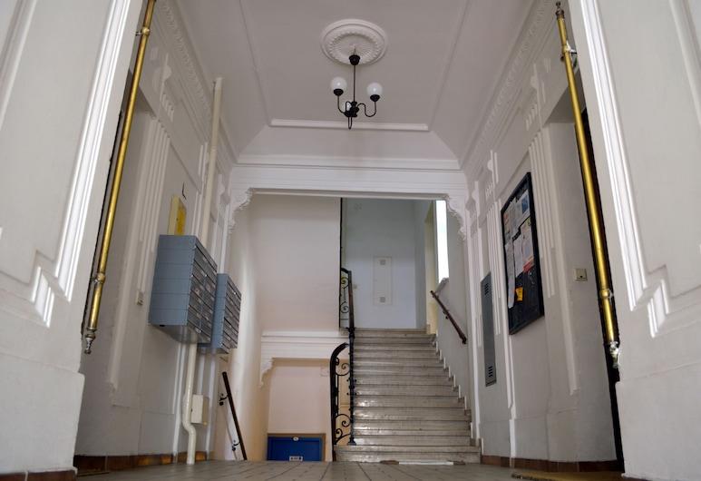 GoVienna Belvedere Apartment, Viena, Entrada (parte interna)