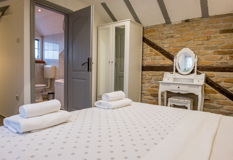 XIV Century rooms, Kastela, Comfort Double Room, Sea View, Bilik Tamu