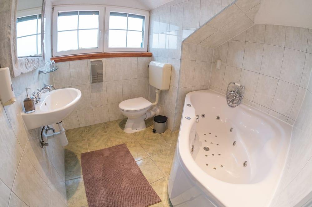 컴포트 더블룸, 바다 전망 - 욕실