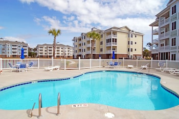 Selline näeb välja Magnolia Pointe by Palmetto Vacations, Myrtle Beach
