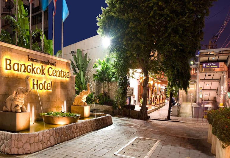 バンコク センター ホテル, バンコク, 外装