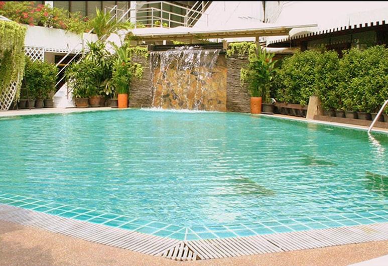 Bangkok Centre Hotel, Bangkok, Havuz