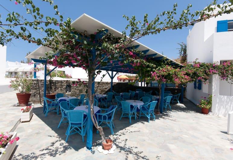 Marinos Hotel, Paros, Outdoor Dining