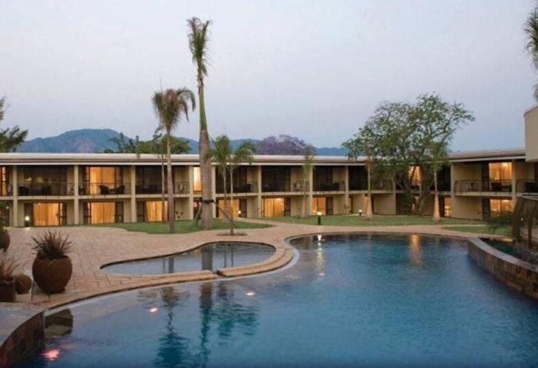 Happy Valley Hotel Ezulwini, Lobamba, Lauko baseinas