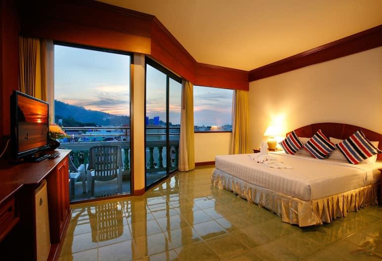 Jiraporn Hill Resort, Patong, Standaard kamer, Kamer