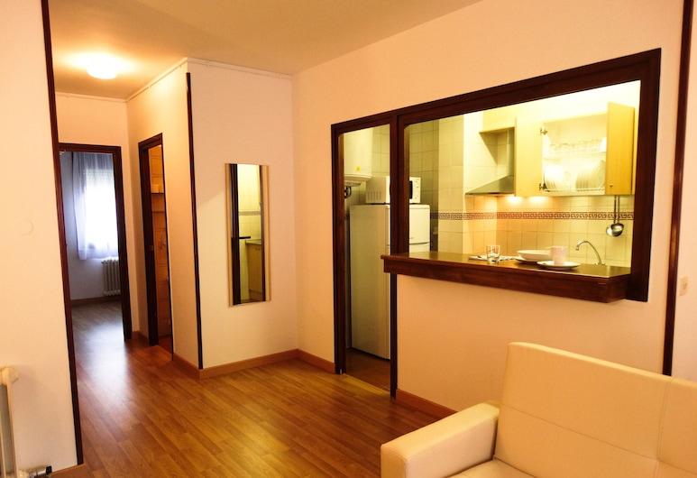 Apartamentos La Solana, Encamp, Apartamentai, 1 miegamasis, virtuvė (for 2 people), Kambarys