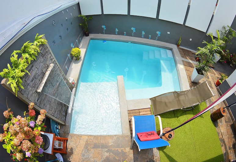 F1 Hostels Peru, Lima, Utomhuspool
