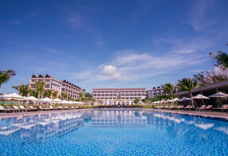Muine Bay Resort, Phan Thiet, Outdoor Pool