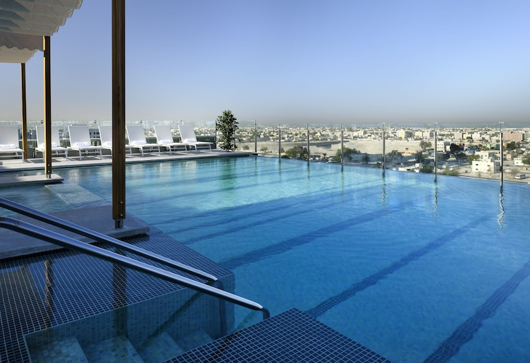 Nassima Tower Hotel Apartments, Dubai, Outdoor Pool